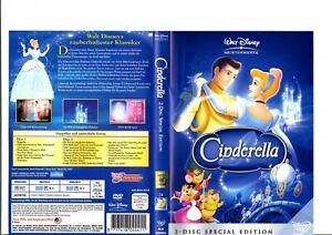 Cinderella-Special-Edition-2005-Walt-Disney-DVD