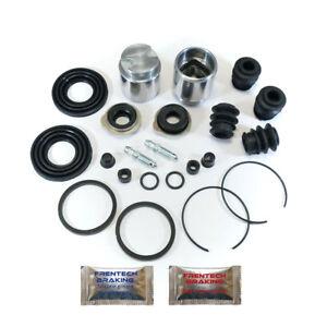 Mazda-RX-7-FD-1992-2002-2x-Arriere-Etrier-De-Frein-Kits-De-Reparation-amp-pistons-PK347-2