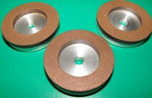 Set-of-3-2inch-Diamond-wheels-230-600-and-1200grit-gravers-watchmakers-lathe