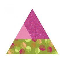 Sizzix Bigz L Die - Varied Triangle 662036 Victoria Findlay Wolfe Quilts