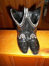 McCoy Cowboy Boots Vase