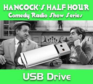 HANCOCK-039-S-HALF-HOUR-119-OLD-TIME-COMEDY-RADIO-SHOW-ON-USB-DRIVE-AUDIO-MP3