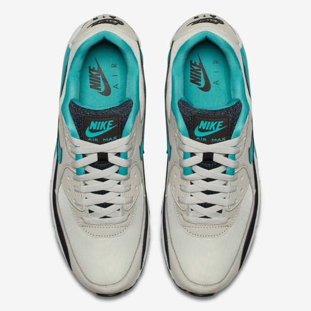 Nike Air Max 90 Essential Mens Light BoneBlackWhiteSport