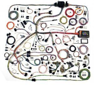 68-70 Mopar B-Body Wiring Harness AMERICAN AUTOWIRE 510634 ...