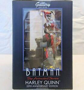 819de6d63856 Image is loading Batman-TAS-HARLEY-QUINN-25TH-ANNIVERSARY-Statue-Gallery-