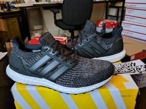 51d5e7928 Adidas Ultra Boost M ESM LTD 3.0 Utility Black Grey White Core ...
