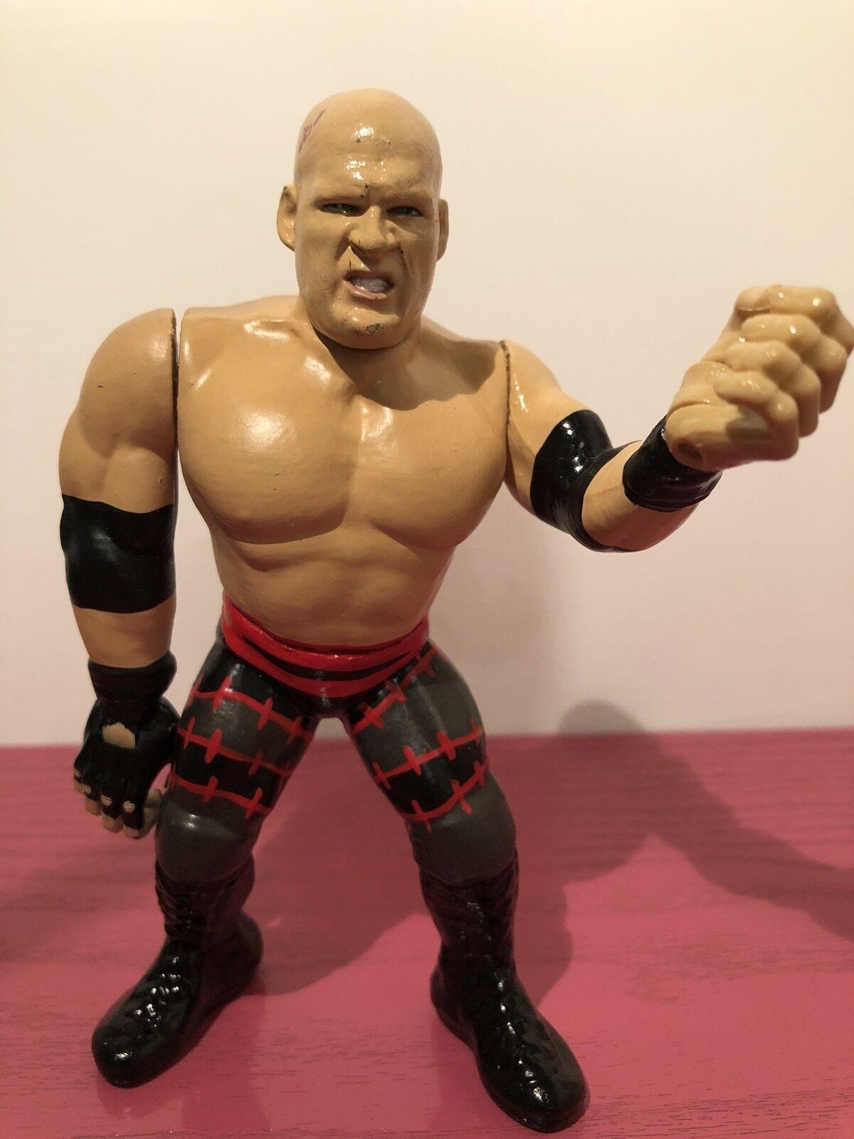 WWF WWE WWE WWE HASBRO CUSTOM KANE 595bc7
