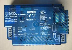 Dali-EVG-Tridonic-PCA-1-26-TCD-Excel-one4all-22084686-electronic-ballast-DSI