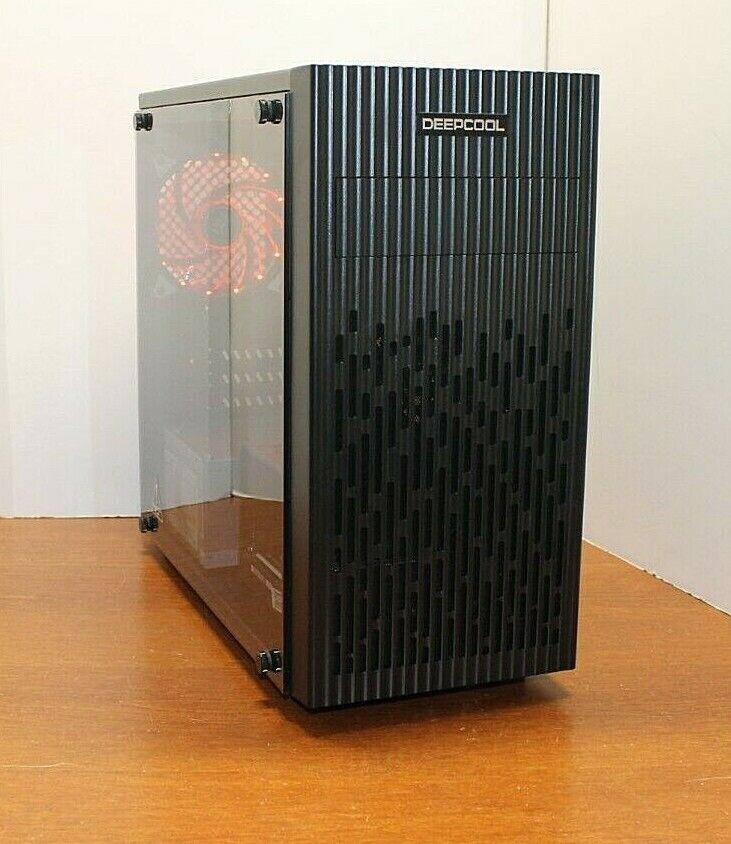 NEW Gaming PC Desktop Computer Quad Core 3.9 GHz 500GB 8GB RAM WIN 10 WIFI