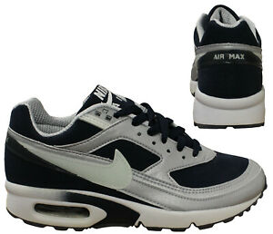 967340f5f Nike Air Max Classic BW 2003 Rare Vintage Kids Navy Low Trainers ...