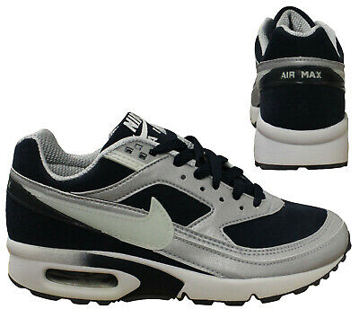 Nike Air Max Classic BW 2003 RARA VINTAGE Kids Navy Scarpe Da Ginnastica Basse 609035 411 M20 | eBay