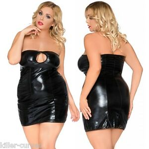 size clothing Plus pvc