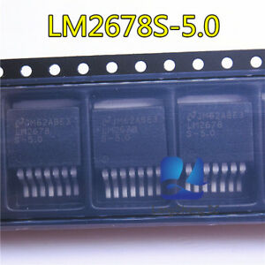5-un-LM2678S-5-0-TO-263-Regulador-de-conmutacion-Parche-IC-Circuito-Regulador-Buck-Nuevo