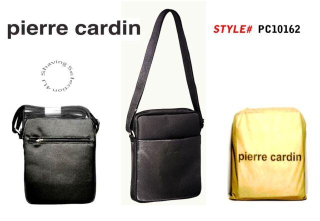Pierre Cardin Genuine Italian Leather Shoulder Bag Cross Body Pc10162