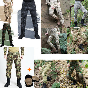 Airsoft-Gen3-G3-Combat-Pants-Military-Tactical-Special-Forces-Cargo-Trousers-BDU