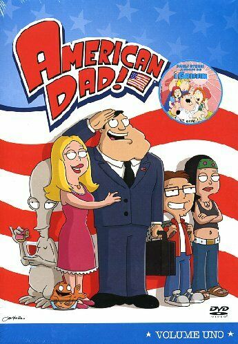 American Dad! - Stagione 1 [3 Dvd] 20TH CENTURY FOX