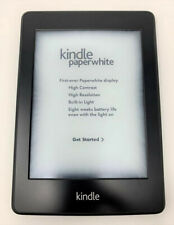 Amazon Kindle Paperwhite Tablet E-reader (5th Generation) 2GB, Wi-Fi, Black