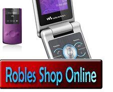 Sony Ericsson W508 Violett (Ohne Simlock) 3G 4BAND 3,2MP WALKMAN Radio GUT