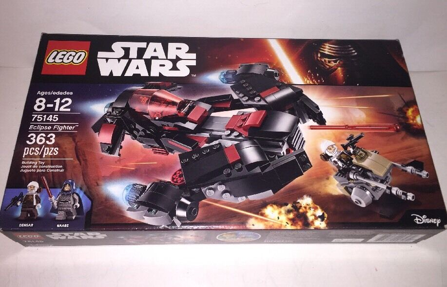 Lego 75145 Star Wars Eclipse Fighter - New, Sealed