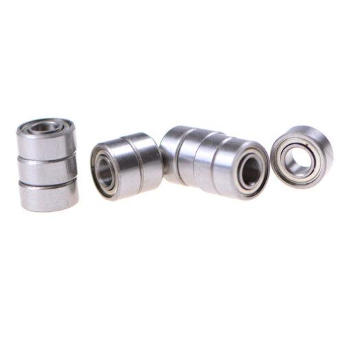 10pcs 684ZZ Bearing ABEC-5 10PCS 4x9x4mm Miniature 684Z Ball  618//4ZZ  OF