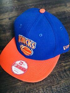timeless design 796d3 23f9b Image is loading New-Era-Cap-9FIFTY-NBA-NEW-YORK-KNICKS-