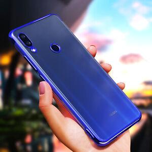 Hülle für Xiaomi Redmi Note 7 Cover Schutzhülle TPU Bumper Etui Schale Slim Case