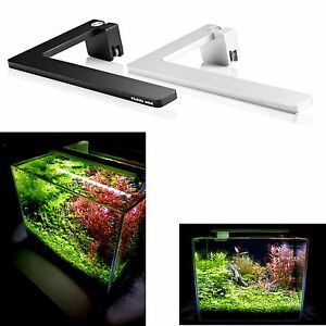 azoo led flexi mini nano light full spectrum black lighting aquarium fish tank ebay. Black Bedroom Furniture Sets. Home Design Ideas