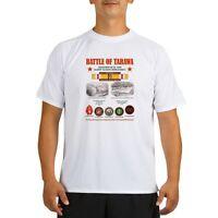 The Battle Of Tarawa & Gilbert Islands Ww Ii 1943 Campaign & Battle Shirt