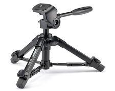 Velbon EX-MINI Tripod Compact & Lightweight 2 way Pan/Tilt Head & Case *NEW*UK*