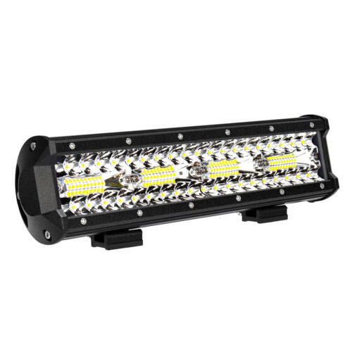 12/'/' LED Light Bar 240W 21600LM Spot Flood Combo Beam Off Road SUV Driving Light