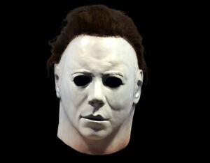 NEW-Officially-Licensed-Michael-Myers-1978-Halloween-Mask-Horror-Serial-Killer