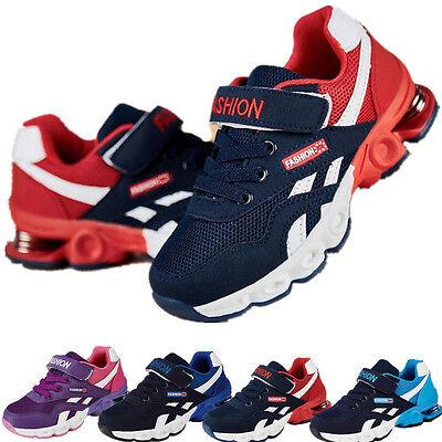 Kinderschuhe Sneaker Gummi Sportschuhe Turnschuhe für Mädchen Jungen Gr. 26-39