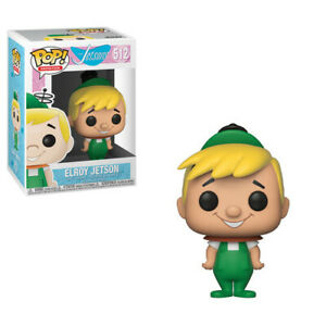 FUNKO-POP-ANIMATION-Hanna-Barbera-Jetsons-Elroy-New-Toys-Vinyl-Figure