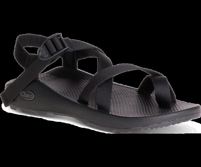 Medium//Wide SOLID BLACK Chaco Men/'s Z//CLOUD Sport Sandals J106763