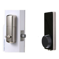 Smart Bluetooth Door Lock Code Password Electronic Deadbolt Key Safe Entry