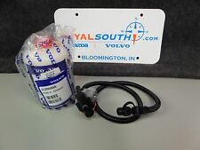 Genuine Volvo Emergency Tire Sealant Refill & Replacement Hose Combo OE OEM