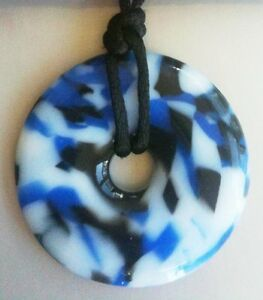 Smart-Mom-Blue-Camouflage-Teething-Bling-Jewelry-Necklace-Baby-Teetheing-Pendant