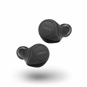Jabra Elite 75t Voice Assistant True Wireless earbuds (Certified Refurbished)
