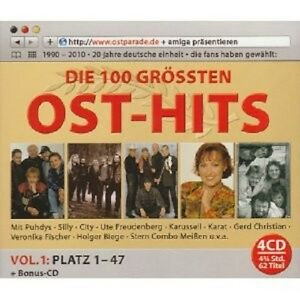 DIE-ULTIMATIVE-OSTPARADE-TOP-100-VOL-1-4-CD-BOX-NEU