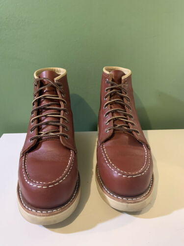 Red Wing Heritage Women's 6 Inch Classic Moc Toe B