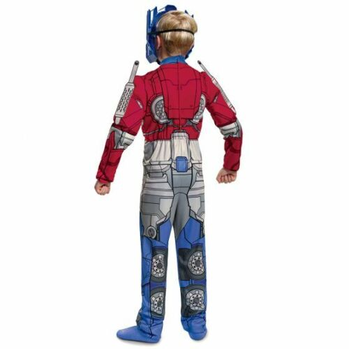 Disguise Transformers Optimus Prime Muscle Childrens Halloween Costume 104919
