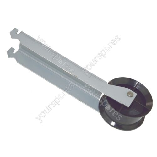 Tumble Dryer Jockey Pulley Wheel And Arm Trolley Assembly Fits Crusader