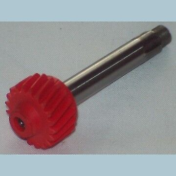 New Speedometer Pinion Drive Gear MGB 1975-1980 With Overdrive Red 20 Teeth