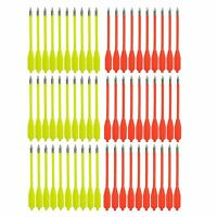 Speed Track 60pc Small Crossbow Bolt Metal Head For 50-80lb S Cobra Hunting Frog