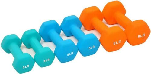 Or Set With Rack Balancefrom Gofit All-Purpose Dumbbells In Pair