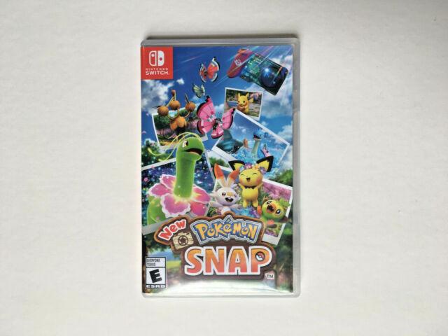 New Pokemon Snap - Nintendo Switch