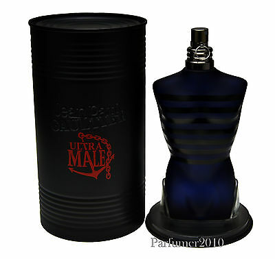 Jean Paul Gaultier Ultra Male Intense 200ml Eau de Toilette Spray