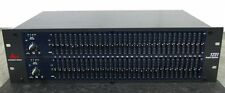 DBX 1231 Dual Channel 31-Band Graphic Equalizer