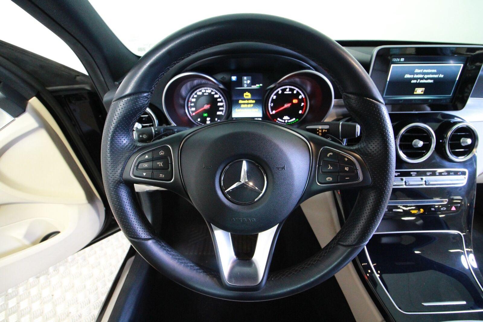 Mercedes C350 e Avantgarde stc. aut.
