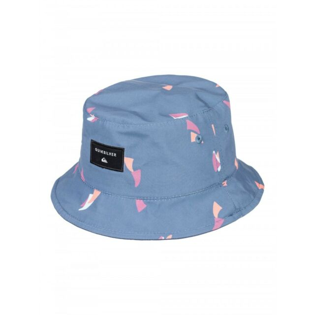 bffa94223391e ... switzerland quiksilver chapper bucket hat junior boys in bijou blue  4b95a 42fd7